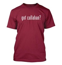got callahan? Men's Adult Short Sleeve T-Shirt   - $24.97