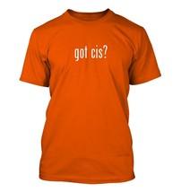 got cis? Men's Adult Short Sleeve T-Shirt   - $24.97
