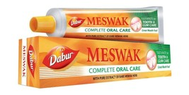 Dabur Meswak – One of the Best Herbal Toothpaste for Sensitive Teeth - 200g - $13.99