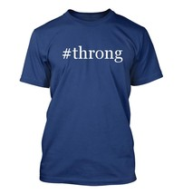#throng - Hashtag Men's Adult Short Sleeve T-Shirt  - $24.97