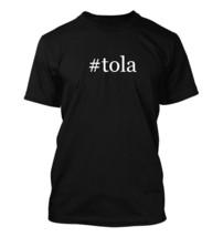 #tola - Hashtag Men's Adult Short Sleeve T-Shirt  - $24.97