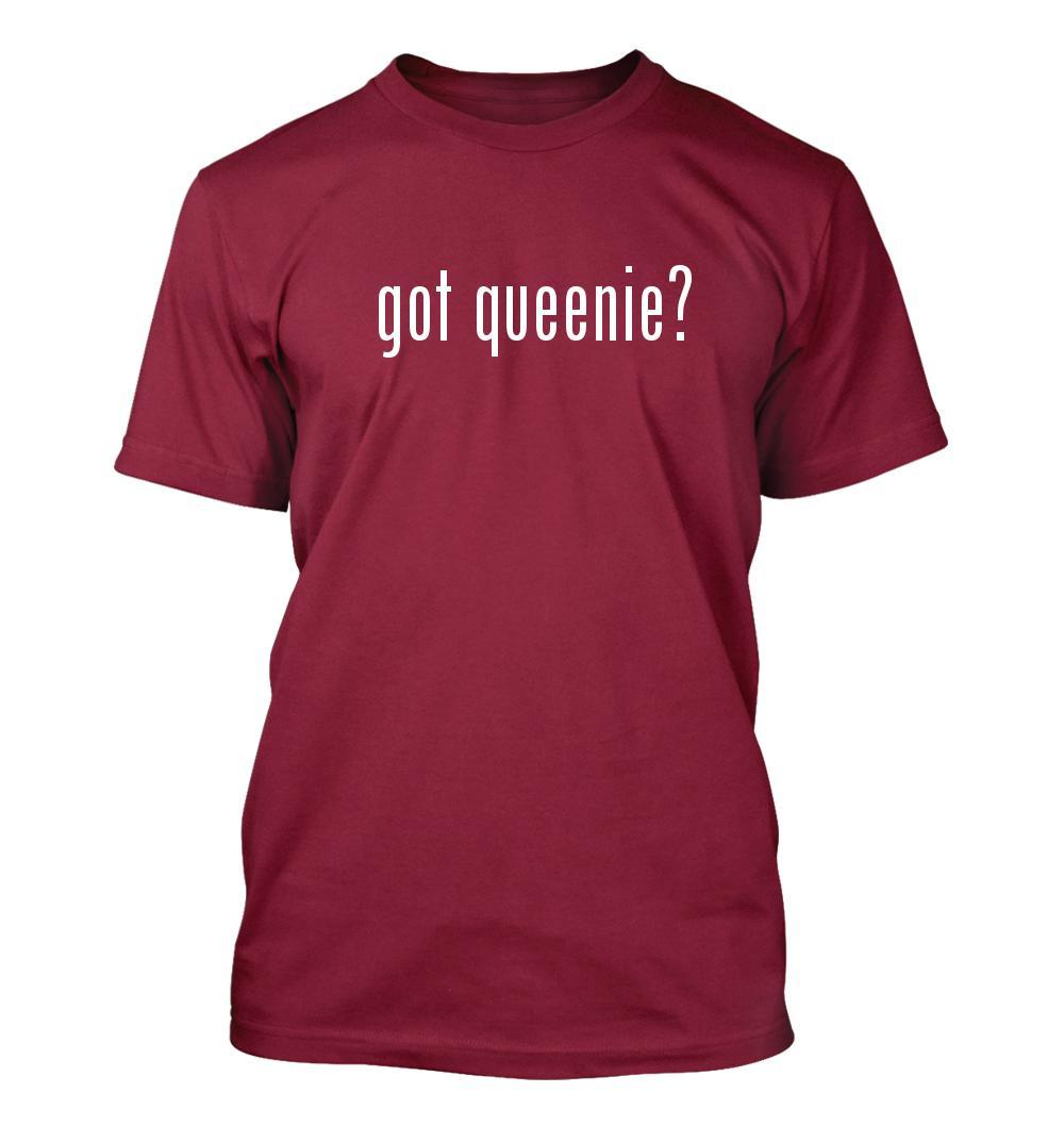 got queenie? Men's Adult Short Sleeve T-Shirt