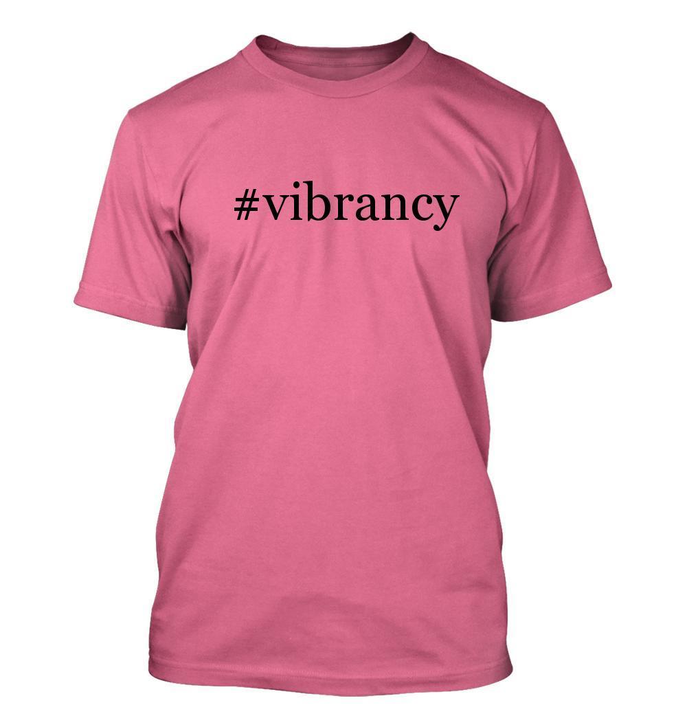 #vibrancy - Hashtag Men's Adult Short Sleeve T-Shirt