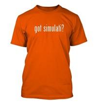 got simulati? Men's Adult Short Sleeve T-Shirt   - $24.97
