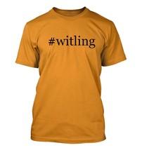 #witling - Hashtag Men's Adult Short Sleeve T-Shirt  - $24.97
