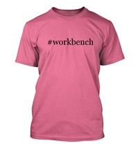 #workbench - Hashtag Men's Adult Short Sleeve T-Shirt  - $24.97