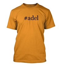 #adel - Hashtag Men's Adult Short Sleeve T-Shirt  - $24.97