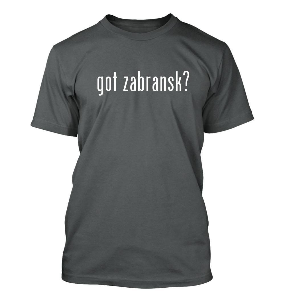 got zabransk? Men's Adult Short Sleeve T-Shirt