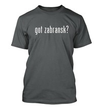 got zabransk? Men's Adult Short Sleeve T-Shirt   - $24.97