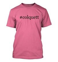 #colquett - Hashtag Men's Adult Short Sleeve T-Shirt  - $24.97