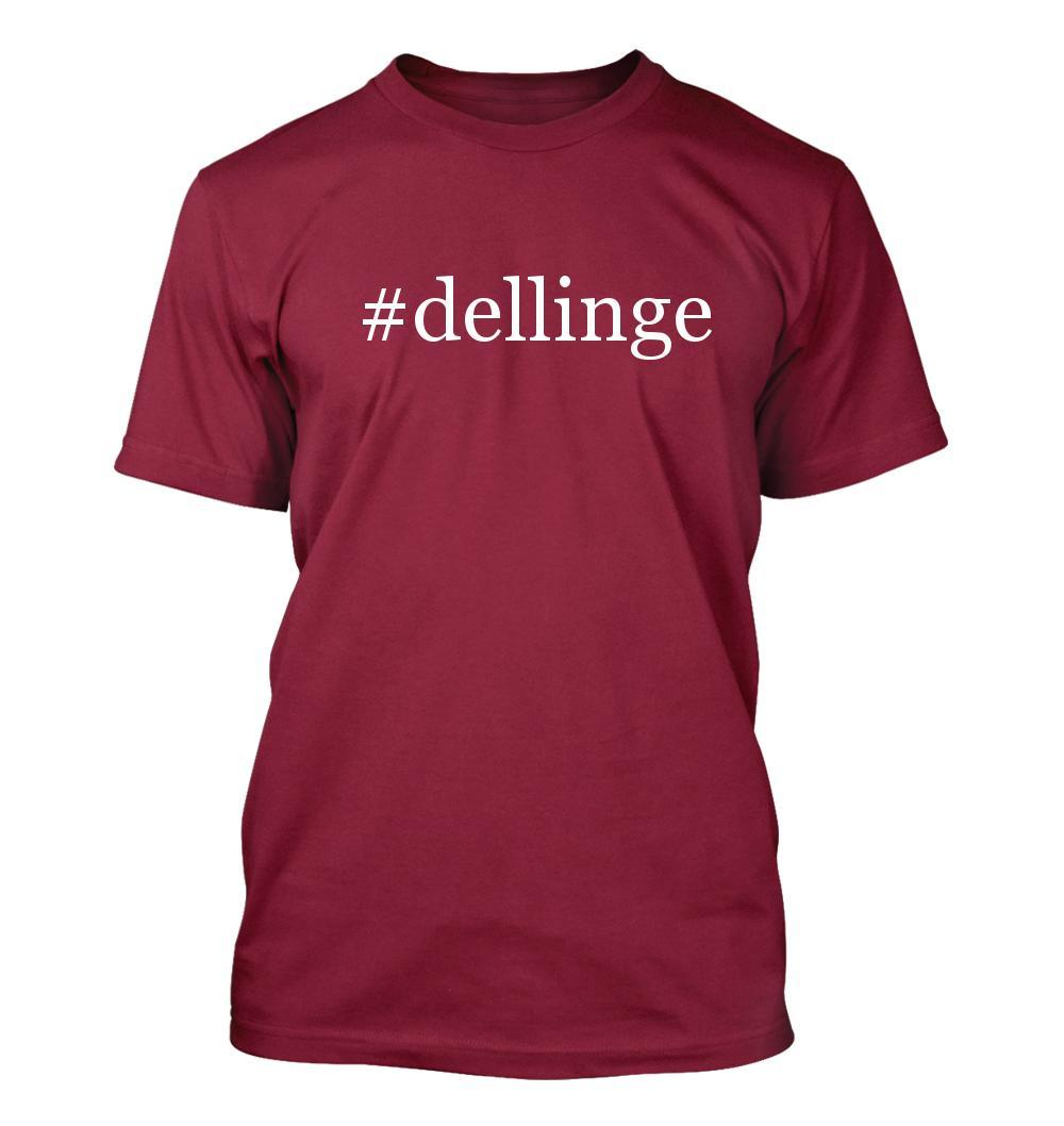 #dellinge - Hashtag Men's Adult Short Sleeve T-Shirt