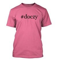 #doczy - Hashtag Men's Adult Short Sleeve T-Shirt  - $24.97