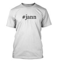 #jann - Hashtag Men's Adult Short Sleeve T-Shirt  - $24.97