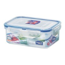 Lock&Lock 16-Fluid Ounce Rectangular Food Container with Tray, Butter Keeper - $19.79