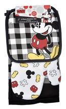 Disney Oven Mitt Pot Holder & Dish Towel 3 piece Kitchen Set Mickey Minn... - $12.99