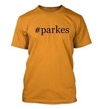 #parkes - Hashtag Men's Adult Short Sleeve T-Shirt  - $24.97