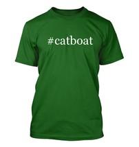 #catboat - Hashtag Men's Adult Short Sleeve T-Shirt  - $24.97