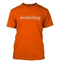 #coloring - Hashtag Men's Adult Short Sleeve T-Shirt  - $24.97