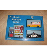 Sonic Rescue Team Car Set - $5.00