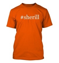 #sherill - Hashtag Men's Adult Short Sleeve T-Shirt  - $24.97