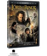 The Lord of the Rings: The Return of the King DVD  - $2.00