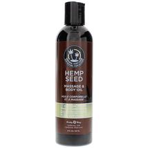 Earthly Body Massage Oil Cucumber-Melon 8 oz 60645 - $24.99