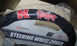 Ncaa Nib Mesh Steering Wheel Cover - Nebraska Cornhuskers - $19.99