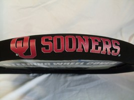 Ncaa Nib Mesh Steering Wheel Cover - Oklahoma Sooners - $17.40