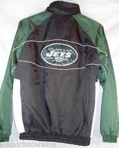 NWT NFL NEW YORK JETS REVERSIBLE JACKET - MEDIUM - $69.95