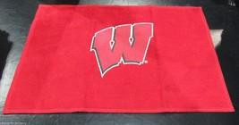 Ncaa Nwt 15x25 Sports Fan Towel - Wisconsin Badgers - $14.95