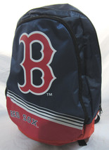 MLB NWT STRIPE CORE ADULT BACKPACK - BOSTON RED SOX - ₹1,891.49 INR