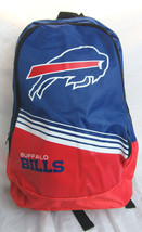 NFL NWT STRIPE CORE ADULT BACKPACK - BUFFALO BILLS - €22,71 EUR