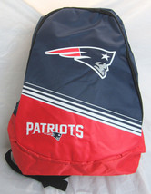 NFL NWT STRIPE CORE ADULT BACKPACK -NEW ENGLAND PATRIOTS - €22,04 EUR