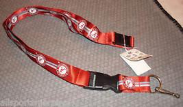 Ncaa Nwt Keychain Lanyard - Alabama Crimson Tide - $6.95
