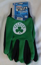 Nba Nwt No Slip Utility Work GLOVES- Boston Celtics - $7.95