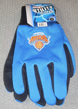 Nba Nwt No Slip Utility Work GLOVES- New York Knicks - $8.99