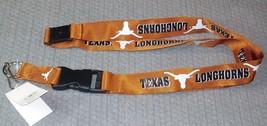 Ncaa Nwt Keychain LANYARD- Texas Longhorns - $6.95
