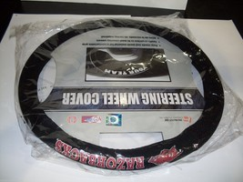 Ncaa Nib Mesh Steering Wheel Cover - Arkansas Razorbacks - $16.48