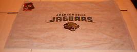 Nfl Nwt 15x25 Sports Fan TOWEL- Jacksonville Jaguars - Grey - $15.95