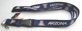 Ncaa Nwt Keychain LANYARD- Arizona Wild Cats - Logo And Name - $6.95