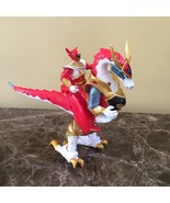 Bandai 2006 Power Rangers Mystic Force Red RangerDragon - $6.99