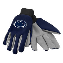 Ncaa Nwt Team Color No Slip Palm Utility Gloves - Penn State - $10.25