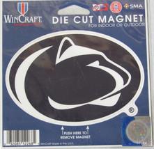 Ncaa Nib 4 Inch Auto Magnet - Penn State Nittany Lions - $9.95