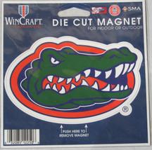 Ncaa Nib 4 Inch Auto Magnet - Florida Gators - New Logo - $9.95