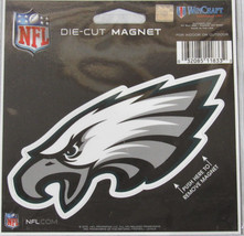 NFL NIB 4 INCH AUTO MAGNET - PHILADELPHIA EAGLES - LOGO - €8,83 EUR