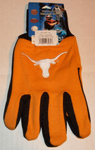 Ncaa Nwt No Slip Utility Work GLOVES- Texas - $7.95