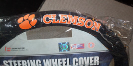 Ncaa Nib Mesh Steering Wheel Cover - Clemson Tigers - $19.35