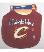 NBA NWT INFANT ALL PRO BABY BIB - ALL MAROON - ... - $10.95