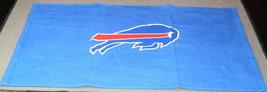 Nfl Nwt 15x25 Sports Fan TOWEL- Buffalo Bills - $17.98