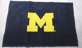 Ncaa Nwt 15x25 Sports Fan Towel - Blue - Michigan Wolverines - $14.95